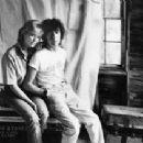 Astrid Lundstrom and Bill Wyman