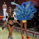 Behati Prinsloo - 2010 Victoria's Secret Fashion Show
