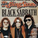 Black Sabbath - Rolling Stone Magazine Cover [India] (February 2016)