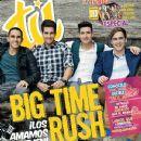 James Maslow, Kendall Schmidt, Logan Henderson, Carlos Pena, Darryl Young - Tu Magazine Cover [Ecuador] (October 2013)