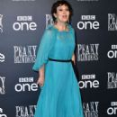 Helen McCrory – 'Peaky Blinders Premiere in London - 454 x 635