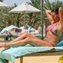 Danielle Lloyd – Hot In Bikini In Dubai - 454 x 303