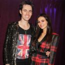 Victoria Justice and Reeve Carney – Pose Backstage at The Green Room 42 in NYC 09/12/2018