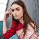 Lily Collins by Maarten de Boer Photoshoot (February 2019)