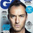 Jude Law - GQ Magazine Cover [France] (November 2016)