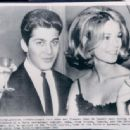 Paul Anka and Anne de Zogheb