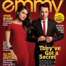 Matthew Rhys, Keri Russell - Emmy Magazine Cover [United States] (June 2013)