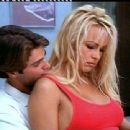 Pamela Anderson and David Charvet in Baywatch