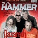 Pete Agnew, Jimmy Murrison, Lee Agnew - Metal&Hammer Magazine Cover [Poland] (July 2014)