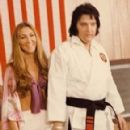 Elvis Presley and Linda Thompson - 291 x 337