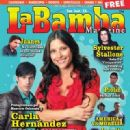 Carla Hernández - La Bamba Magazine Cover [United States] (20 July 2012)