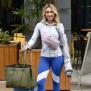 Gemma Merna – Arriving at a Yoga Class in Manchester - 454 x 655