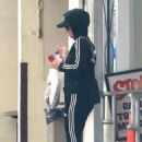 Katy Perry at the dermatologist in Beverly Hills