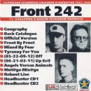 Front 242: 1982-1999