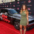 Rocsi Diaz Sin City A Dame To Kill For Premiere In La