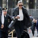 Gigi Hadid – Arrives at Manhattan Criminal Court in New York City