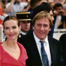 Carole Bouquet and Gérard Depardieu (2001)