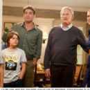 (L-R) Billy Unger, James Wolk, Victor Garber, Jamie Lee Curtis. Ph: Mark Fellman ©Disney Enterprises, Inc. All Rights Reserved. - 454 x 314