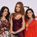 Josephine Skriver 2015 Cfda Fashion Awards In Nyc