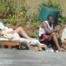 Kim Kardashian - On Vacation In Costa Rica - March 7, 2010 - 454 x 292