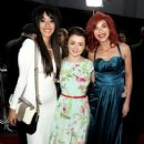 Maisie Williams at the HBO's third season premiere of 'Game of Thrones' held at the TCL Chinese Theater in Hollywood, Los Angeles on March 18, 2013 - 407 x 594