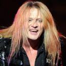 Singer Sebastian Bach performs at The Joint inside the Hard Rock Hotel & Casino December 30, 2011 in Las Vegas, Nevada