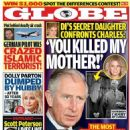 Prince Charles - Globe Magazine Cover [United States] (13 April 2015)