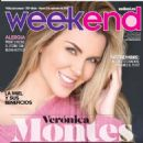 Veronica Montes - Weekend Magazine Cover [Mexico] (13 September 2019)