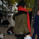 Camila Cabello–Leaving Heathrow Airport in London - 454 x 734