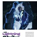 Black Lightining – Entertainment Weekly – The Ultimate Guide to Arrowverse 2019