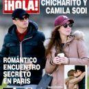 Camila Sodi and Javier Hernández - 454 x 624