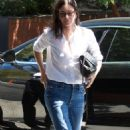 Courtney Cox – Out for Lunch at The Honor Bar in Los Angeles - 454 x 747