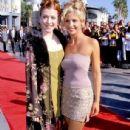 Alyson Hannigan and Sarah Michelle Gellar - MTV Video Music Awards 1998 - 436 x 704