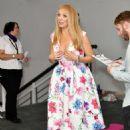 Liz McClarnon – Spice Girls Exhibition VIP Launch in London