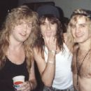 Joey Allen, Rick Savage, Erik Turner