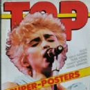 Madonna - TOP Magazine Cover [Belgium] (31 December 1987)