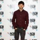 Actor Colin Morgan attend the photocall for 'Testament Of Youth' during the 58th BFI London Film Festival at The Mayfair Hotel on October 14, 2014 in London, England