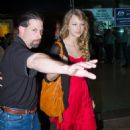 Taylor Swift - Arriving At Sydney Airport, 5 February 2010