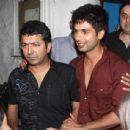 Kunal Kohli at Shahid Kapoor's Birthday Bash 2011 Celebration Party - 454 x 436