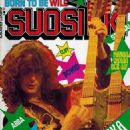 Jimmy Page - Suosikki Magazine Cover [Finland] (April 1977)