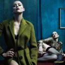 Amber Heard By Steven Klein Photoshoot For W Magazine 2014