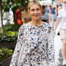 Kelly Rutherford – Seen out In New York - 454 x 681
