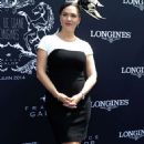 Kate Winslet Prix De Diane Longines 2014 In France