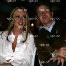 Ralf Schumacher and Cora Schumacher