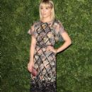 Dianna Agron: attended the HBO's In Vogue: The Editor's Eye screening at Metropolitan Museum of Art in New York City