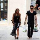 Jared Leto in Saint-Tropez (2011) - 454 x 389