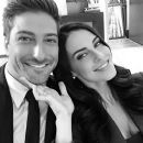 Jessica Lowndes and Daniel Lissing