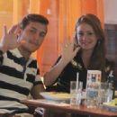 Klébber Toledo and Marina Ruy Barbosa