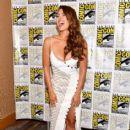 Lindsey Morgan – Comic-Con International in San Diego 07/21/2017 - 414 x 600
