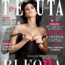 Bleona - TEUTA Magazine Cover [Albania] (June 2014)